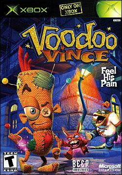 Voodoo Vince Box art