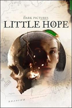 Dark Pictures Anthology: Little Hope, The (Xbox One) by Ban Dai Box Art