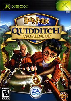 Harry Potter: Quidditch World Cup (Xbox) by Electronic Arts Box Art