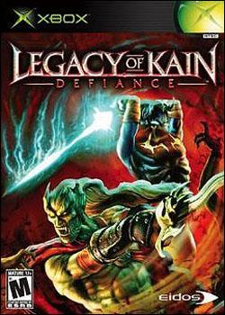 Legacy of Kain: Defiance Box art
