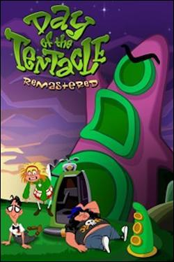 Day of the Tentacle Remastered (Xbox One) by Microsoft Box Art