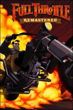 Full Throttle Remastered (Xbox One) by Microsoft Box Art