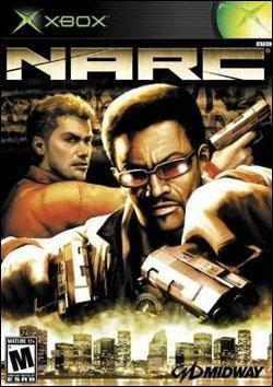 NARC (Xbox) by Midway Home Entertainment Box Art