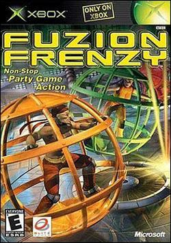 Fuzion Frenzy Box art