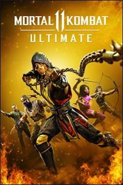 Mortal Kombat 11 Ultimate Box art