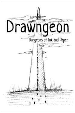 Drawngeon: Dungeons of Ink and Paper (Xbox One) by Microsoft Box Art