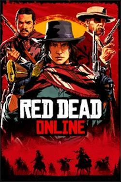 Red Dead Online (Xbox One) by Rockstar Games Box Art