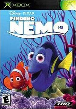 Finding Nemo Box art
