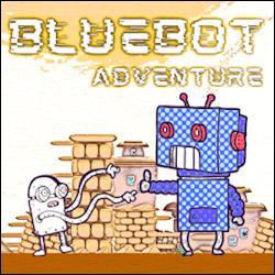 Bluebot Adventure (Xbox One) by Microsoft Box Art
