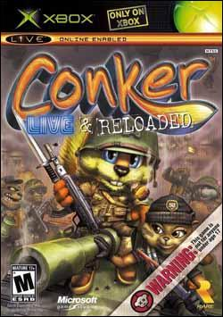 Conker: Live and Reloaded (Xbox) by Microsoft Box Art
