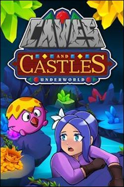 Caves and Castles: Underworld (Xbox One) by Microsoft Box Art
