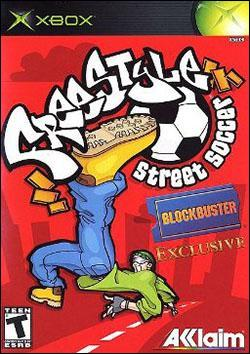 Urban Freestyle Soccer (Xbox) by Acclaim Entertainment Box Art
