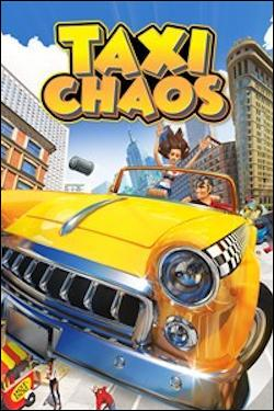 Taxi Chaos (Xbox One) by Microsoft Box Art