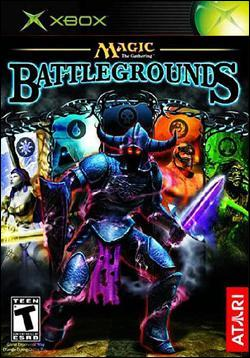 Magic The Gathering : Battlegrounds Box art