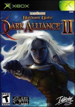 Baldur's Gate: Dark Alliance II (Xbox) by Vivendi Universal Games Box Art