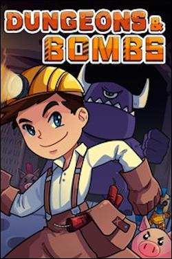 Dungeons and Bombs (Xbox One) by Microsoft Box Art
