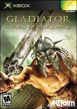 Gladiator: Sword of Vengeance Box art