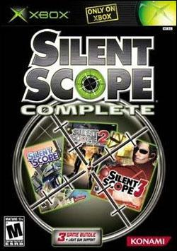 Silent Scope Complete Box art