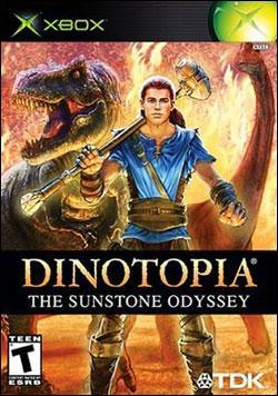 Dinotopia: The Sunstone Odyssey (Xbox) by TDK Mediactive Box Art