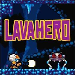 LAVA HERO (Xbox One) by Microsoft Box Art