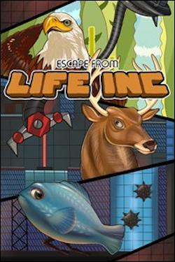 Escape from Life Inc (Xbox One) by Microsoft Box Art