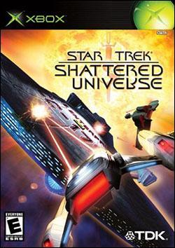 Star Trek: Shattered Universe Box art