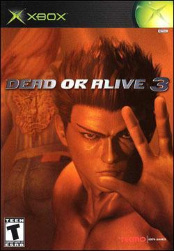 Dead or Alive 3 (Xbox) by Tecmo Inc. Box Art