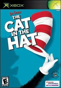 Dr Seuss' The Cat In The Hat (Xbox) by Vivendi Universal Games Box Art