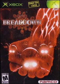 Breakdown (Xbox) by Namco Bandai Box Art