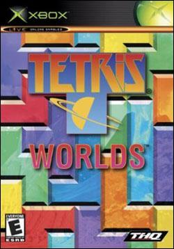 Tetris Worlds: Online Edition Box art