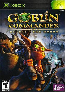 Goblin Commander : Unleash The Horde (Xbox) by Jaleco Entertainment Box Art