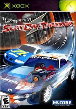 Grooverider: Slot Car Thunder Box art