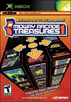 Midway Arcade Treasures Box art