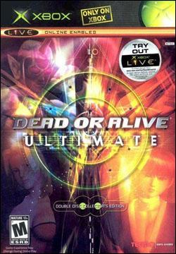 Dead or Alive Ultimate (Xbox) by Tecmo Inc. Box Art
