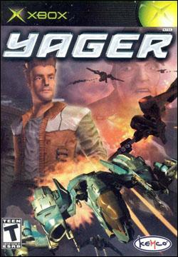 Yager (Xbox) by Kemco Box Art