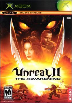 Unreal II: The Awakening Box art