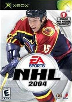 NHL 2004 (Xbox) by Electronic Arts Box Art