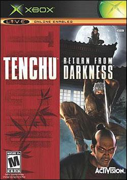 Tenchu: Return from Darkness Box art