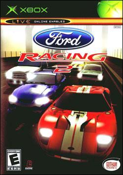 Ford Racing 2 (Xbox) by Gotham Games Box Art