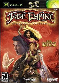 Jade Empire Box art