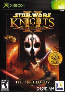 Star Wars: Knights of the Old Republic 2 (Xbox) by LucasArts Box Art