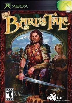 The Bard's Tale (Xbox) by Acclaim Entertainment Box Art