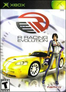 R: Racing Evolution Box art