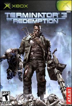 Terminator 3: Redemption Box art