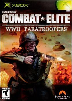 Combat Elite: WWII Paratroopers (Xbox) by bam! Entertainment Box Art