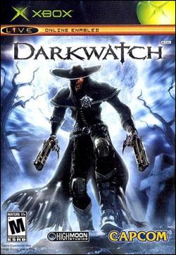 Darkwatch (Xbox) by Sega Box Art