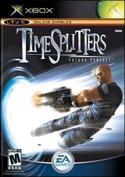 TimeSplitters: Future Perfect Box art