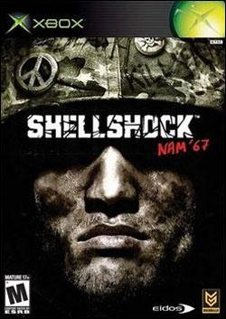 Shellshock: Nam '67 (Xbox) by Eidos Box Art