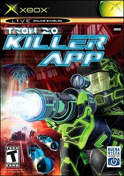 Tron 2.0:  Killer App (Xbox) by Disney Interactive / Buena Vista Interactive Box Art
