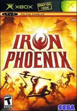 Iron Phoenix (Xbox) by Sammy Studios Box Art
